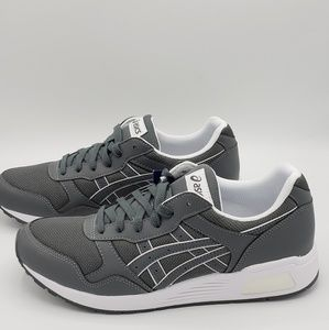 Asics Lyte Trainer Steel Grey Shoes